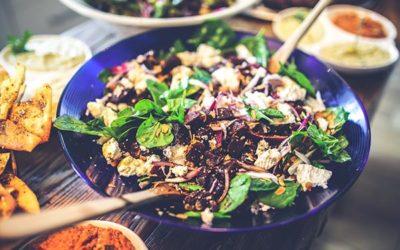 Chopped Tofu Salad and more…